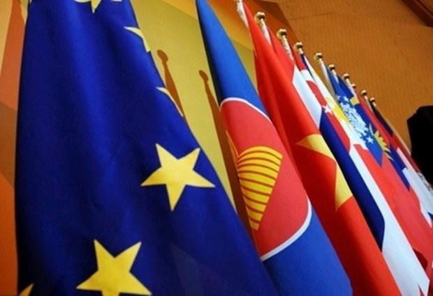 UE dedica mas de 800 millones de euros para ayudar a ASEAN en lucha antiepidemica hinh anh 1