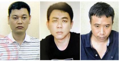 Emprenden en Vietnam procedimiento legal contra tres sujetos por violar normas sobre secreto estatal hinh anh 1