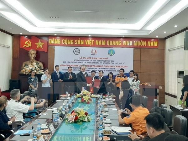 Vietnam y Estados Unidos buscan fortalecer capacidad de aplicacion de leyes pesqueras hinh anh 1