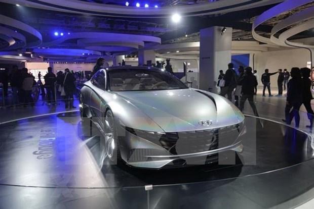 Corea del Sur expande su mercado para la venta de automoviles en el Sudeste Asiatico hinh anh 1