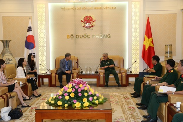 Viceministro vietnamita destaca papel de Agencia Surcoreana de Cooperacion Internacional hinh anh 1