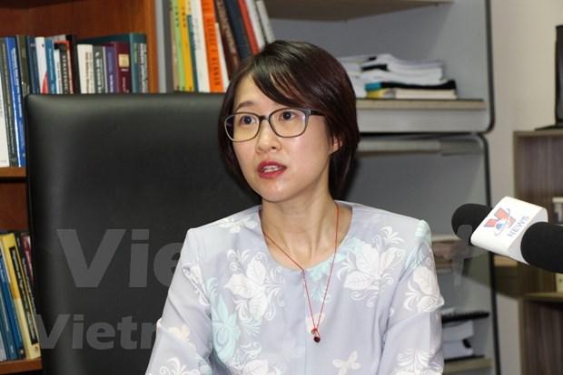 Alaban papel de Vietnam como Presidente de la ASEAN y en la lucha contra COVID-19 hinh anh 1