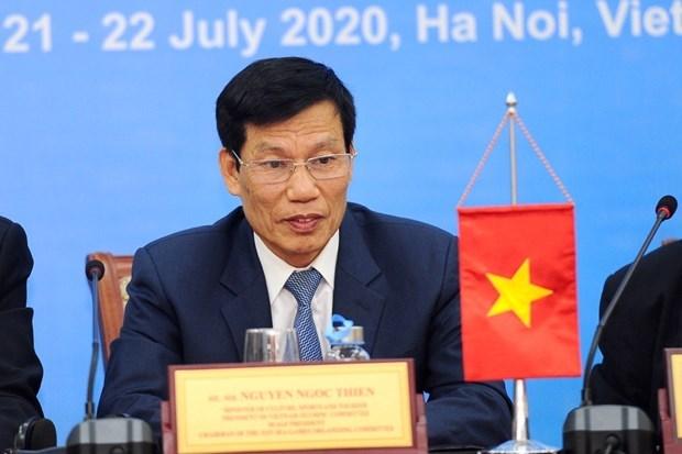 Enfatizan responsabilidad de Vietnam con Juegos del Sudeste Asiatico hinh anh 1