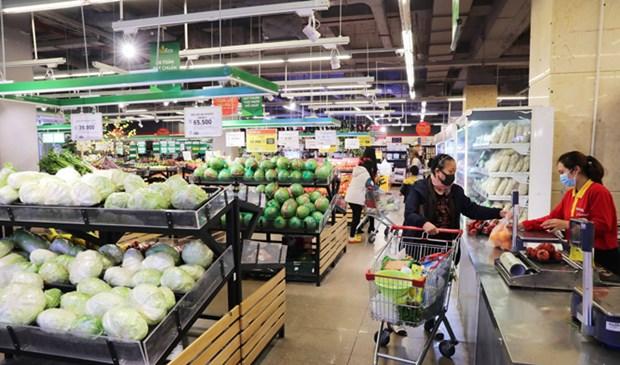 Venta minorista de Vietnam preve reportar senales alentadoras en segundo semestre de 2020 hinh anh 1