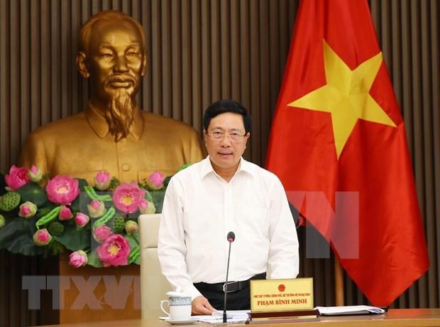 Exigen adoptar soluciones para agilizar atraccion de inversion extranjera en Vietnam hinh anh 1