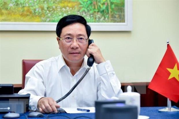 Vietnam y Corea del Sur, juntos en lucha contra COVID-19 y recuperacion pospandemia hinh anh 1