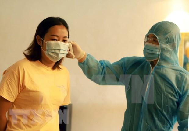 Vietnam amanece sin nuevo caso de contagio de COVID-19 hinh anh 1