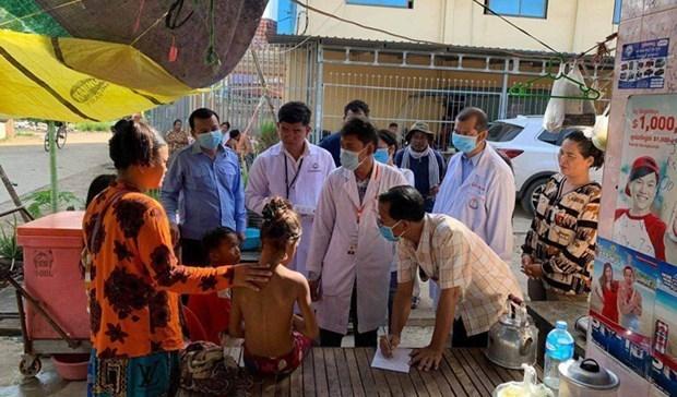 Camboya: Reaparicion del virus Chikungunya en el Noroeste hinh anh 1