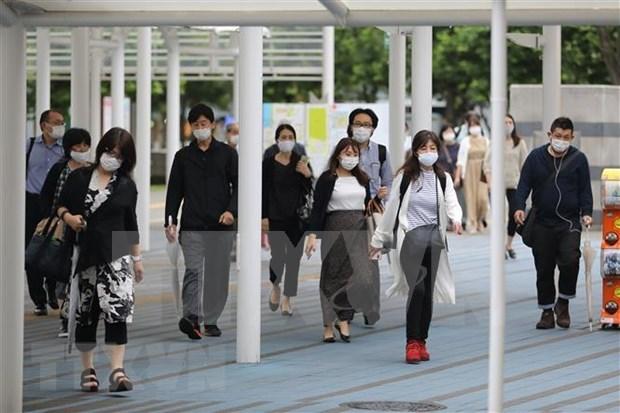 COVID-19: Japon alivia las restricciones de entrada para vietnamitas hinh anh 1