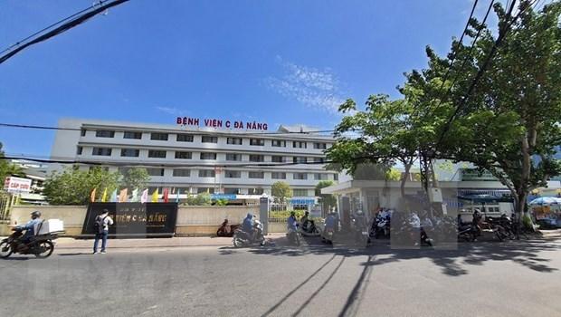 Ciudad centrovietnamita de Da Nang reporta supuesto caso de COVID-19 en comunidad hinh anh 1