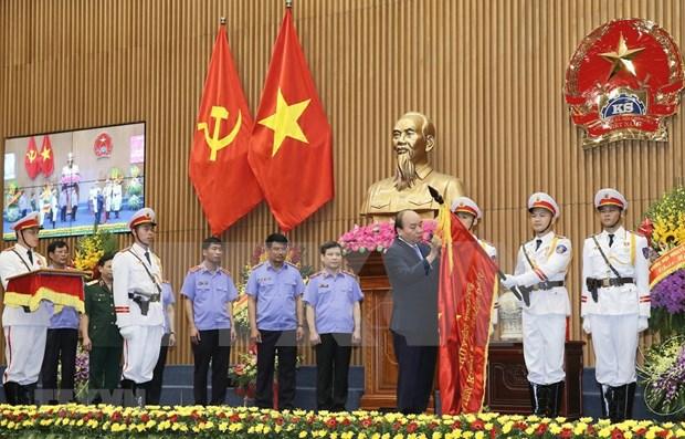 Premier vietnamita exhorta a mejorar la responsabilidad en lucha contra corrupcion hinh anh 1