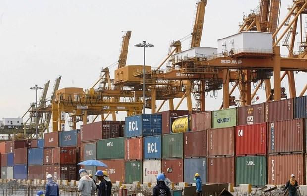 Exportaciones de Tailandia se desploman en junio hinh anh 1