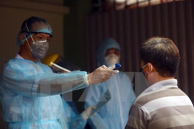 Vietnam: exigen acciones mas fuertes contra COVID-19 hinh anh 1