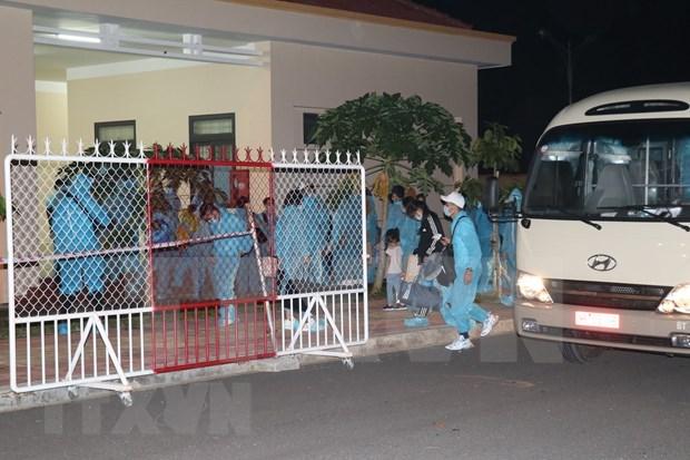 Vietnam: Reportan dos casos importados de COVID-19 hinh anh 1