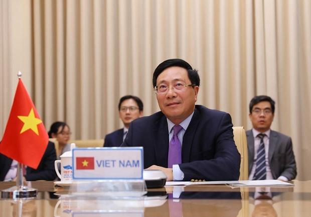 Vietnam cumple seriamente compromisos contra el cambio climatico hinh anh 1
