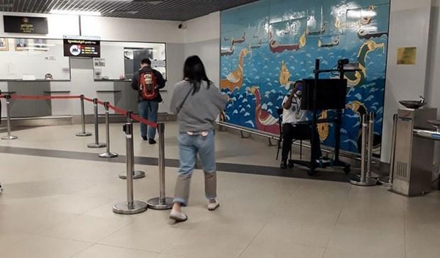 Camboya suspende vuelos procedentes de Indonesia y Malasia hinh anh 1