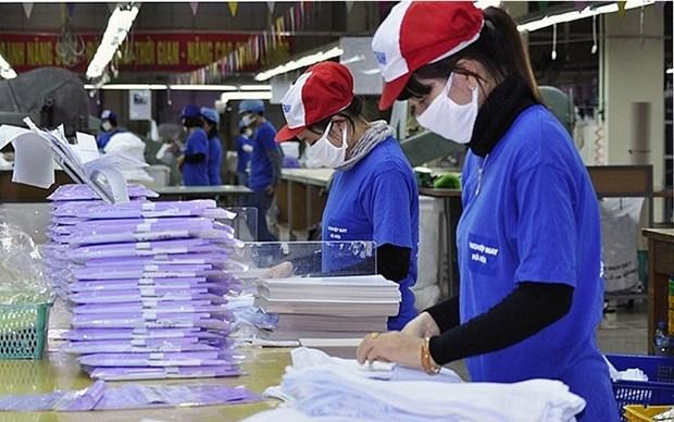 Celebraran en Hanoi feria de productos exportados hinh anh 1