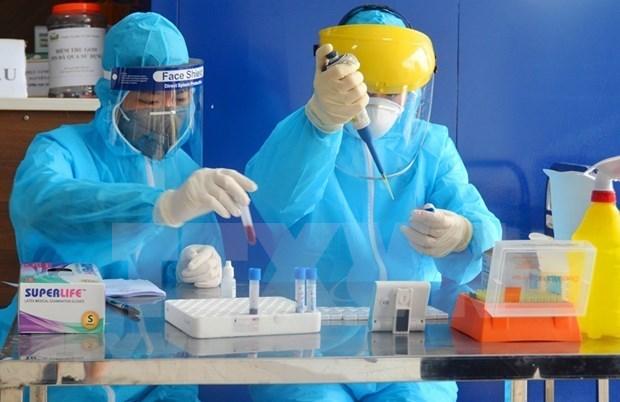 Vietnam registra dos nuevos casos positivos de coronavirus hinh anh 1