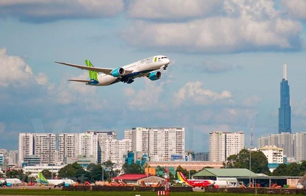 Aumentan vuelos para apoyar a pasajeros en Da Nang hinh anh 1