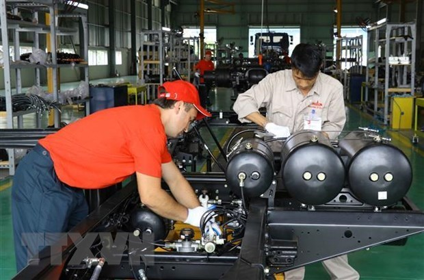 Aprueba Vietnam ajustes de Acuerdo de Comercio de Mercancias de ASEAN hinh anh 1