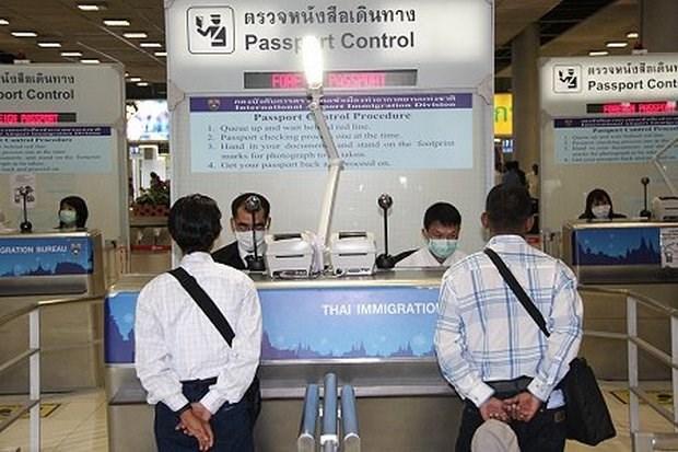 Fijan fecha limite para titulares de visa de corta estancia para abandonar Tailandia hinh anh 1
