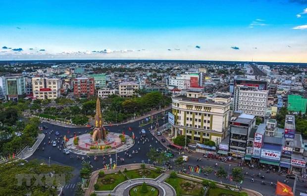 Ca Mau apunta a convertirse en el centro de energia del Delta del Mekong para 2030 hinh anh 1