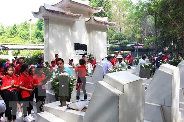 Vietnam conmemora victoria de Dong Loc en Ha Tinh hinh anh 1