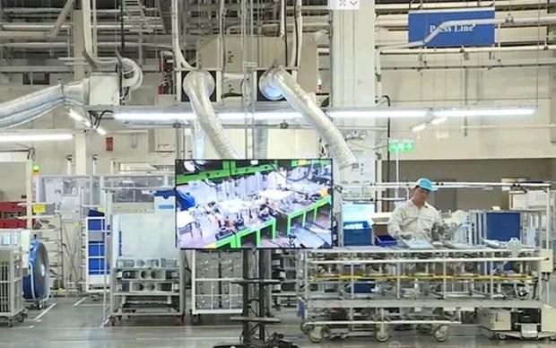 Empresas japonesas en Vietnam expandiran sus negocios hinh anh 1