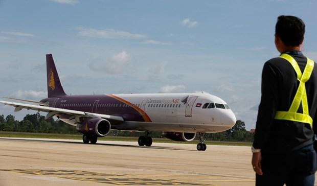 Aerolinea nacional de Camboya se declara lista para periodo postCOVID-19 hinh anh 1