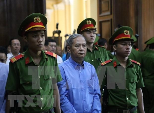 Expulsan de filas partidistas en Vietnam a tres militantes por violaciones de leyes hinh anh 1