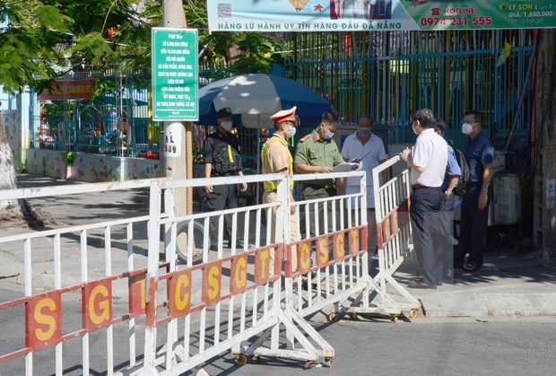 Medios internacionales creen que Vietnam puede controlar el COVID-19 hinh anh 1