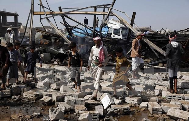 Vietnam respalda plan de paz de Naciones Unidas sobre Yemen hinh anh 1