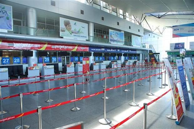 Vietnam Airlines deja temporalmente de operar vuelos hacia y desde Da Nang hinh anh 1