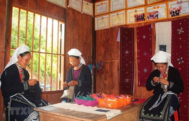 Vietnam comprometido con la eliminacion de la trata humana hinh anh 1