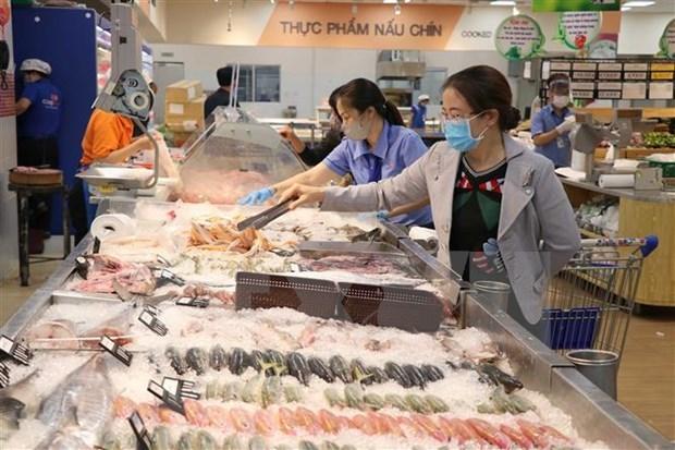 Indice de Precios al Consumidor de Ciudad Ho Chi Minh experimenta alza en julio hinh anh 1