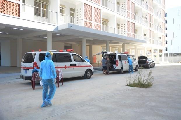 Vietnam suma ya 546 casos de coronavirus hinh anh 1