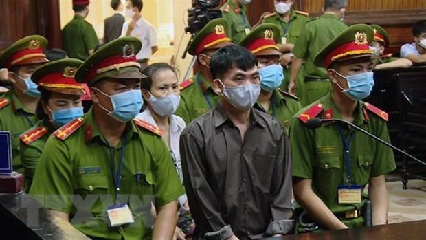 Condenan en Vietnam a prision a perturbadores de seguridad nacional hinh anh 1
