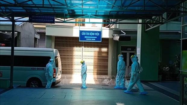 Vietnam intensifica pesquisaje epidemiologico ante rebrote del coronavirus hinh anh 1