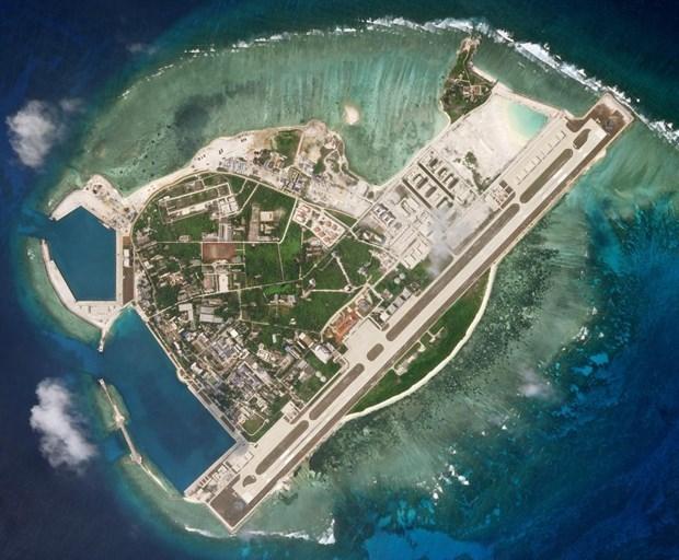 Malasia refuta reclamaciones de China en el Mar del Este hinh anh 1