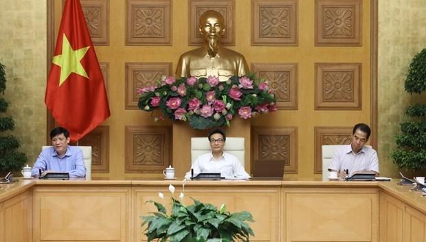 Vietnam: Maxima prioridad a eliminar brote de coronavirus en ciudad de Da Nang hinh anh 1