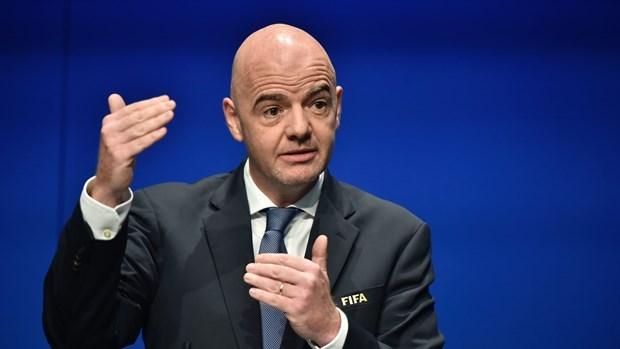 FIFA otorga asistencia de un millon de dolares para la lucha antiepidemica de las asociaciones miembros hinh anh 1