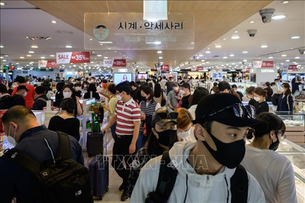 Corea del Sur exime de cuarentena a trabajadores provenientes de China, Vietnam y Camboya hinh anh 1