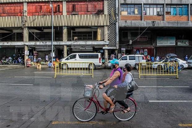 Filipinas prolonga restricciones para prevenir el COVID-19 hinh anh 1