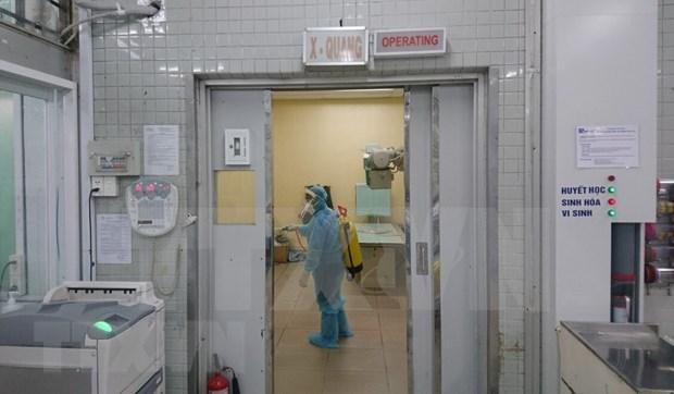 Fallece en Vietnam otro paciente con COVID-19 hinh anh 1