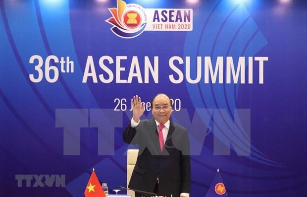 Enfatizan embajadores de paises de ASEAN en Rusia papel de Vietnam hinh anh 1