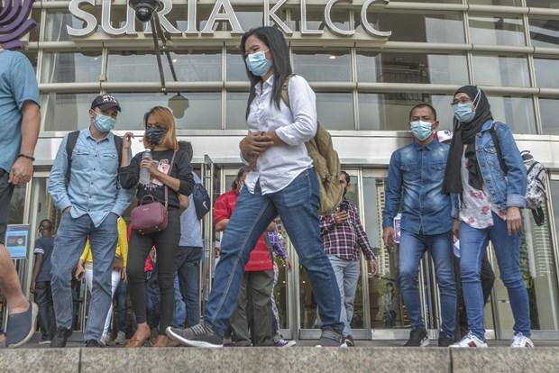 Fabricantes de mascarillas en Malasia solicitan exencion de impuestos sobre materias primas y ventas hinh anh 1