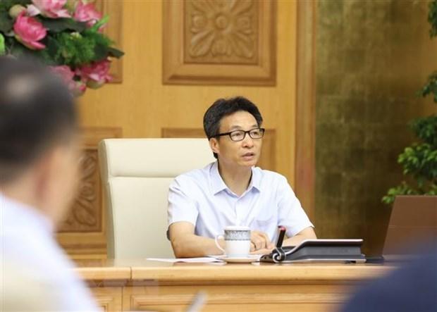 Piden responsabilidad de todos miembros de la comunidad ante nueva ola de COVID-19 en Vietnam hinh anh 1