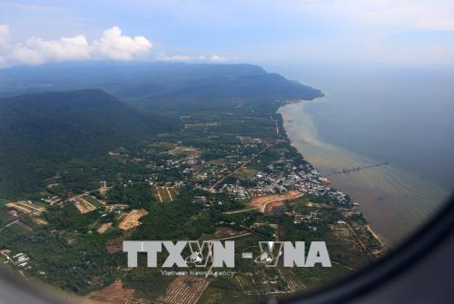 Kien Giang solicita al gobierno formacion de ciudad Phu Quoc hinh anh 1