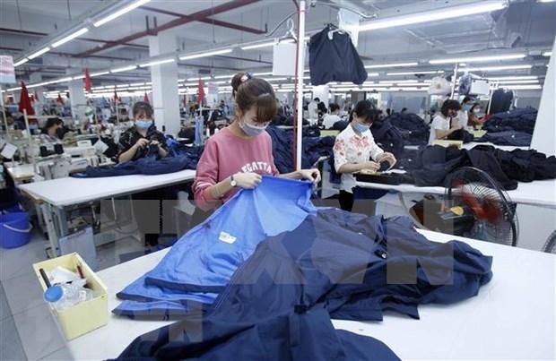 Exportacion de Vietnam alcanza casi 146 mil millones de dolares hinh anh 1