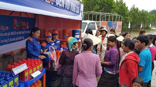 Grupo Nacional de Petroleo de Vietnam reafirma su contribucion al desarrollo nacional hinh anh 1